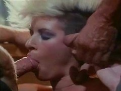 Ginger Lynn Allen, Lois Ayres, Gina Carrera in classic sex movie