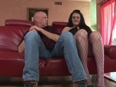 Alyssa Dior pounded by older man