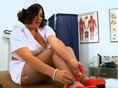 bbw nurse