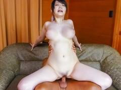 Horny Japanese whore Rie Tachikawa in Best JAV uncensored Big Tits scene