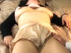 Japanese mature chick has hot sex part3