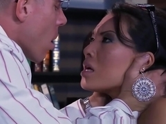 Brazzers - Dirty asain Asa Akira gets fucked by her professor
