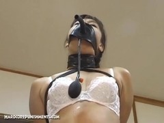 HardcorePunishments Video: Bound in Leather