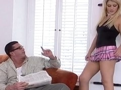 Lacie Heart Gets An A In Sex Education