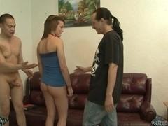 We Wanna Gang Bang The Babysitter #13, Scene #02