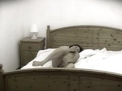 I spy voyeur masturbating girlie