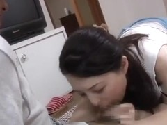 Juvenile wife and youthful mother-in-law scene 10(censored)