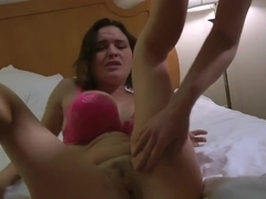 hot busty wife fuck hubbys friend-