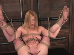 Darling gives us BLOODY SCREAMING FUCKING ORGASMS over & over & over again!