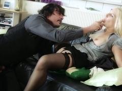 Horny pornstar Gina Blonde in Hottest Cumshots, Small Tits xxx video