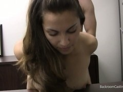 Gal gets her cunt filled with my cum
