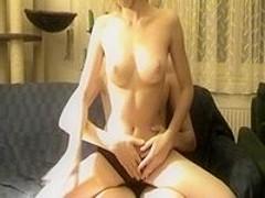 Slut begs for more on stickam