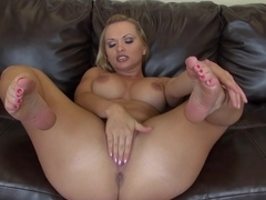 Crazy pornstar Katja Kassin in Horny Natural Tits, European sex clip