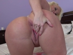 Hottest pornstar Angel Vain in Incredible Blonde, Dildos/Toys porn video