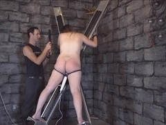 Crazy pornstar in Horny BDSM, Dildos/Toys adult movie