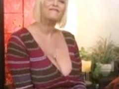 Amazing Grannies, Cumshot sex movie