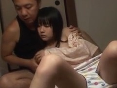 Teen Tsubomi Gets Her Shaved Pussy Fucked And Creampied