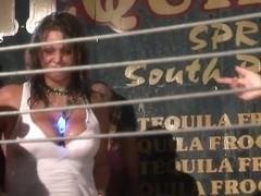 SpringBreakLife Video: Spring Break Wet T