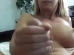 MATURE MILF LOVES CUM!!!!