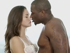 Cheating GF Allie Haze Loves Interracial Anal Sex