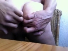 Fabulous Amateur Gay clip with  Dildos/Toys,  Webcam scenes