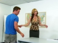 Julia Ann & Van Wylde in My First Sex Teacher