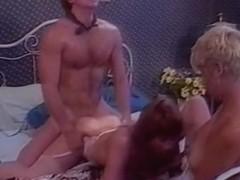 Foamed blonde deep penetration