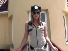 Fhuta Kathia Nobili loves roleplay and assfucking
