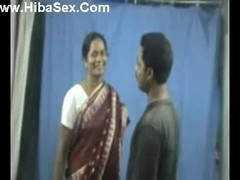 Desi mature aunty fucked by her friends