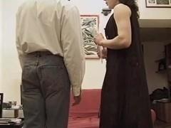 Bushy Italian mother I'd like to fuck - Anal