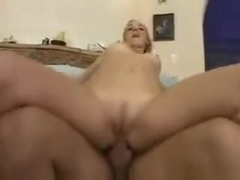 Annette Schwarz Loves Getting Huge Cock Rammed Down Her Throat And Ass