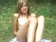 Legal Russian Teen In The Woods
