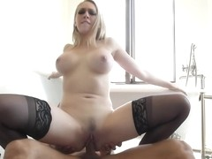 Klk Brst In Clas2 with Kagney Linn Karter