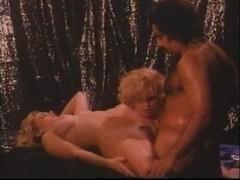 Krista Lane, Sheena Horne, Jamie Gillis in classic porn video
