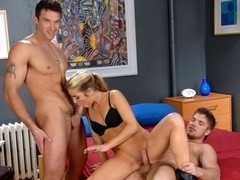 Shana Lane & Trystan Bull & Marko Lebeau in Dr. Bull - Sex Therapist XXX Video