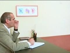 Fellatio for mature teacher