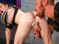 Steven Ponce & Seamus O'Reilly in Butt Stuffers, Scene #01