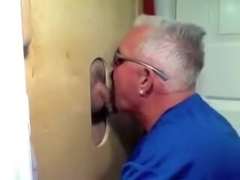 Gloryhole Recent Married Needs to Release His Load