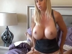 Big Boobs Slut milf fucked part 1