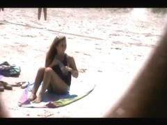 quick beach teen crotch shot 41 tight white cameltoe