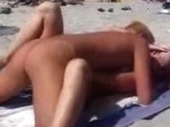 Fuck on beach