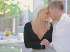 Amazing pornstar Ivana Sugar in Hottest Medium Tits, Blonde xxx scene