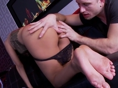 Amazing pornstar in Incredible Brunette, Big Tits xxx scene