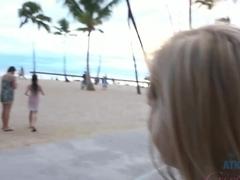 Exotic pornstar Cleo Vixen in Hottest Creampie, POV xxx movie