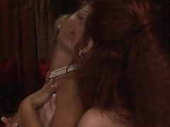 Crazy pornstars Susan Evans, Heather Silk in Exotic Cunnilingus, Mature xxx movie
