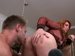 Anna Anjo in Entertainment SEX Club part 2