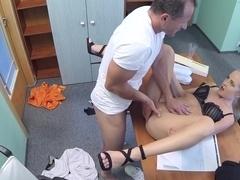 Amazing pornstar in Incredible Small Tits, College porn clip