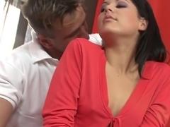 Best pornstar Dolly Leigh in Hottest Hairy, Hardcore porn clip