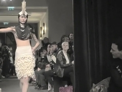 Fashionshow Nude Art Show Charlie