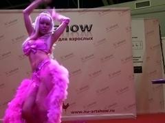 Burlesque Strip SHOW 397